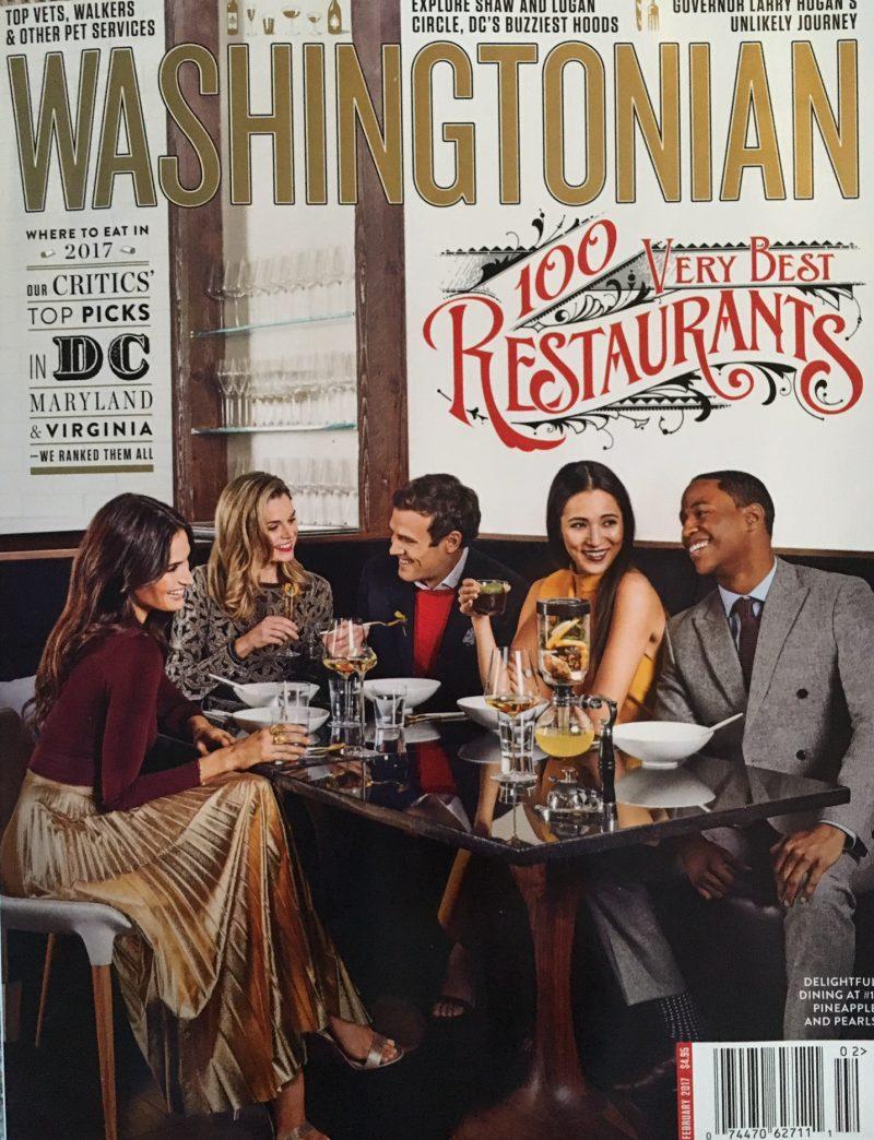 Washingtonian Magazine (2017)