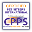 Sit-A-Pet is CPPS certified with Pet Sitters International