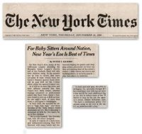 The New York Times (1999)