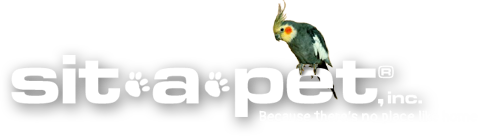 Sit-A-Pet Logo