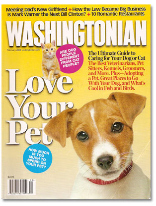 Washingtonian Magazone (2006)