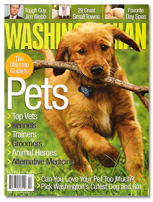Washingtonian Magazine (2008)