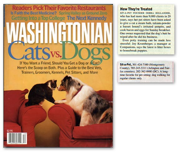 Washingtonian Magazine (2000)