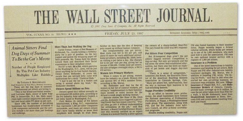 The Wall Street Journal (1997)