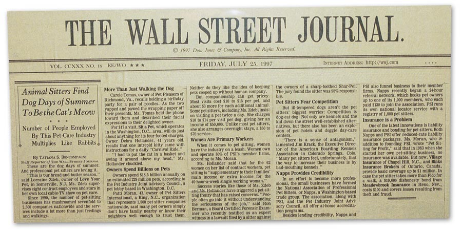 The Wall Street Journal (1997)