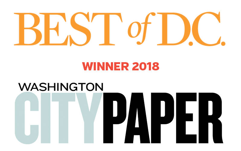 2018 Best of DC - Washington City Paper