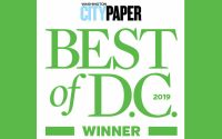 Best of DC - City Paper - 2019